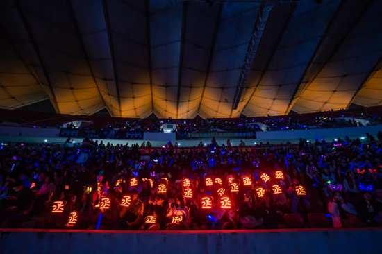 千亿体育彰显超强品牌实力倾情赞助2020音乐无限