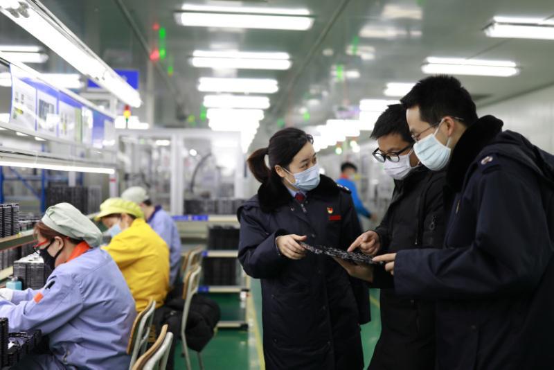 助力复工复产,宁波保税区税务局跑出社保费减免加速度