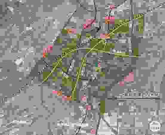 临平新城南融主城区块规划范围东至运河二通道,北至望梅路,西至世纪