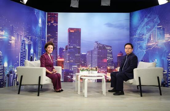 """""""东莞国梦电机""""创始人刘德广做客《崛起中国?东莞房价"""